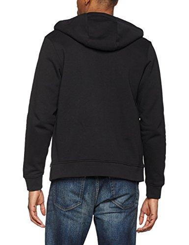 Lacoste Herren Sweatshirt Sh7609 mehrfarbig (Noir/Argent Chine)
