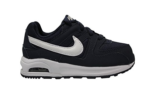 Nike Sneakers Jungen Air Max COMMAND FLEX (TD) Obsidian-White-Black 25