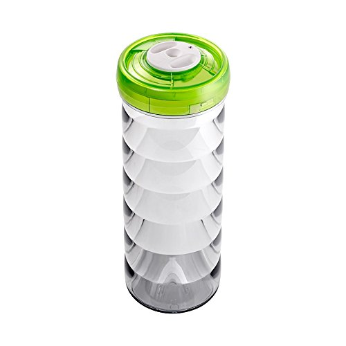 Zepter VacSy Plastic Canister D11x26,5CM 1.75L Green