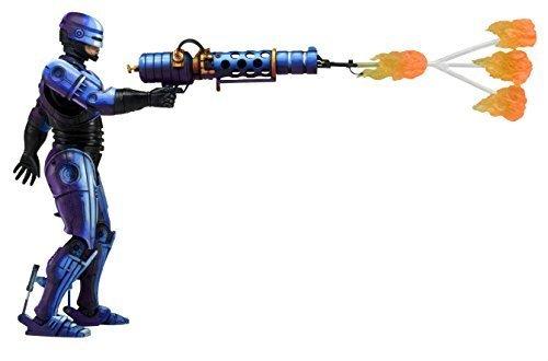 'Neca Robocop VS Terminator (93' Video Game) 7Series 2-Flamethrower Robocop by NECA