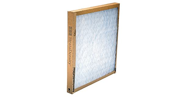 15 7//8 x 24 5//8 x 1 3//4 2 Standard Sizes Pack of 12 AAF 198-600-052 StrataDensity Double Sided Skin Fiberglass Panel Filters 2 Standard Sizes 15 7//8 x 24 5//8 x 1 3//4 Pack of 12