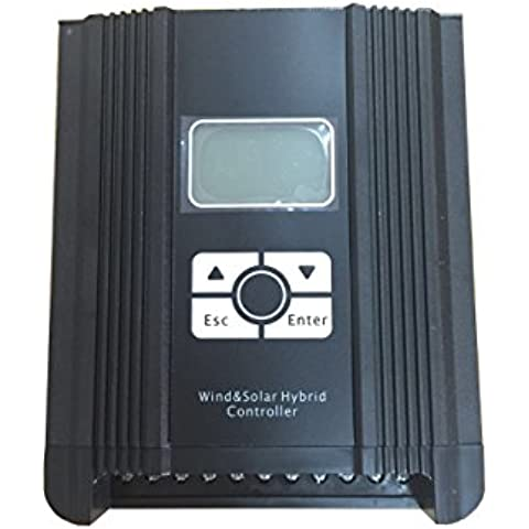 Tumo Int Viento MPPT Controlador (600W 48V)