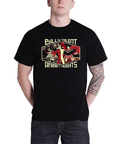 Billy Talent -  T-shirt - Uomo nero L