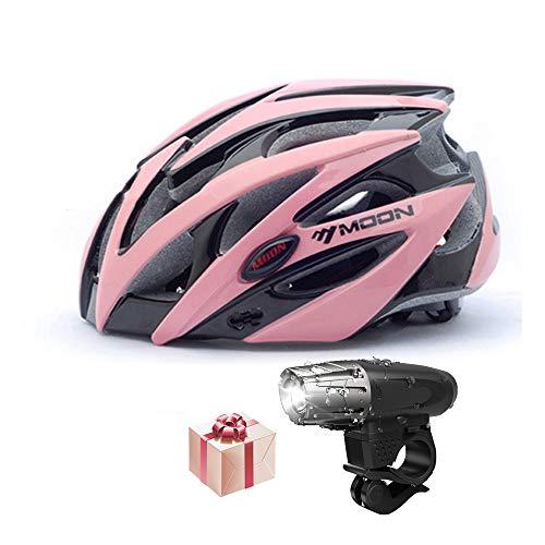 Cocono City Aerodynamik Größe Specialized Fahrradhelm MTB Helm 55-61 cm Mountainbike Helm Herren & Damen Schwarz mit Rucksack Fahrrad Helm Belüftungskanäle