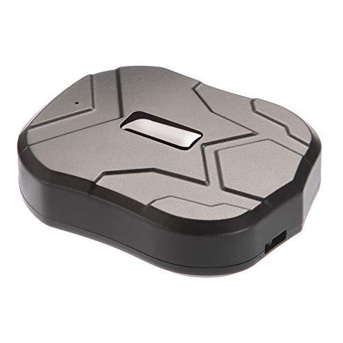 Hersmay Starker Magnet GPS Tracker, 3 Monate Lang Standby GPS, Fahrzeug Tracker Echtzeit Monitoring System, wasserdicht GPS Locator, Anti Verloren GPS Ortungsgerät mit Kostenlos APP für Smartphone