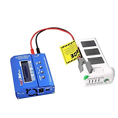 Trifycore Charge Lead for RC Battery Charger For Phantom 2 Vision+ Quadcopter Drone, RC Aircraft Balance Charger