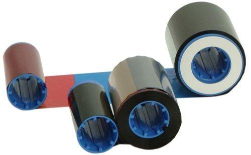 Zebra 800015-440 YMCKO Color Ribbon - 200 Prints by Zebra Technologies