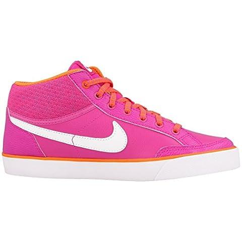 Nike Mädchen Capri 3 Mid Ltr (GS) Turnschuhe, 36 EU