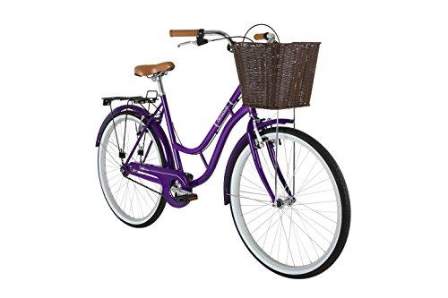 414j7dSoWwL - Barracuda Women's Delphinus Bike, Purple, Size 19