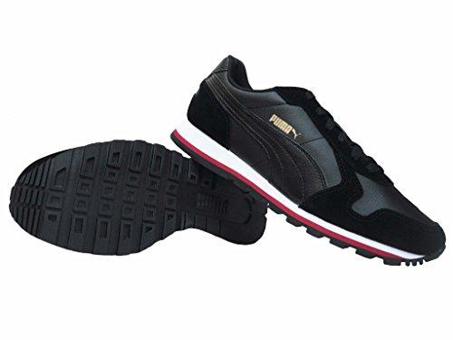 Puma ST Runner L Unisex-Erwachsene Sneakers Schwarz