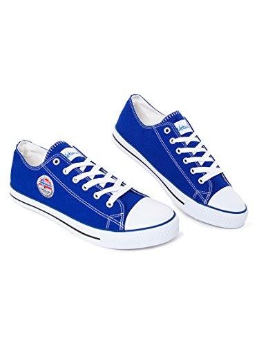 Nebulus Herren Talbao Sneaker Blau (Kobalt)
