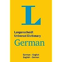 German Universal Langenscheidt Dictionary (Langenscheidt Dictionaries)