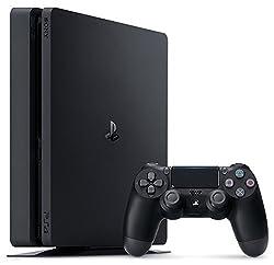 Sony PS4 Slim 1 TB Console (Free Games: TLOU & Driveclub)