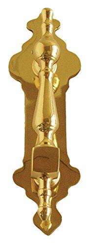 Imex El Zorro 76061 Llamador (Columna, latón Brillo, 200 mm)