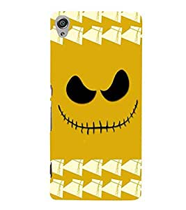 Sony Xperia XA :: Sony Xperia XA Dual smile Printed Cell Phone Cases, crooked Mobile Phone Cases ( Cell Phone Accessories ), jocker Designer Art Pouch Pouches Covers, funny Customized Cases & Covers, pattern Smart Phone Covers , Phone Back Case Covers By Cover Dunia