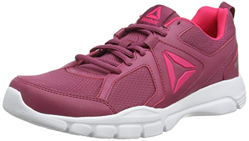 Reebok 3D Fusion TR, Scarpe da Fitness Donna, Multicolore Berry/Twisted Pink/White 000, 36 EU