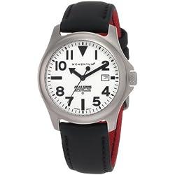 Momentum Herren-Uhren Quarz Analog 1M-SP00W12B