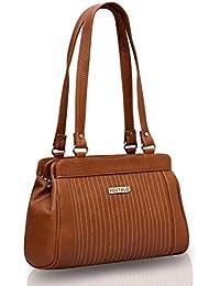 Fostelo Royal Kate Women's Handbag (Tan)