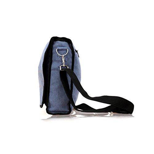 Borsa a tracolla unisex/Big-bag/Borsa a tracolla moda-A A