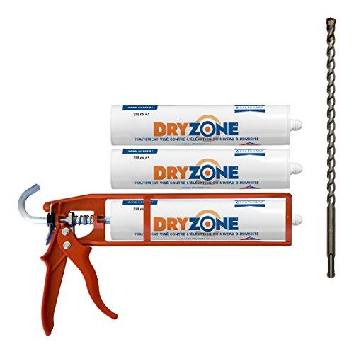 kit-de-creme-hydrofuge-dryzone-3-x-310-ml-de-creme-hydrofuge-contre-lhumidite-pistolet-a-mastic-cox-