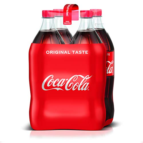 Coca-Cola EINWEG, (4 x 1,5 l)