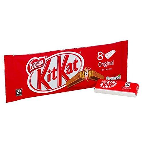 Kit Kat 2 Doigt De Lait 8 X 20,8 G