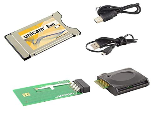 Unicam EVO Rev 4.0 + Unicam original USB Programmer Bundel
