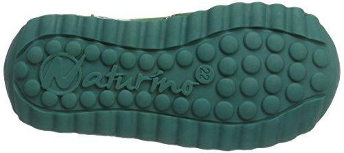Naturino - Naturino Isao Vl., Pantofole Bambino Verde (gruen)