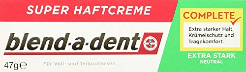 Blend-a-dent COMPLETE NEUTRAL Super-Haftcreme, 47 g