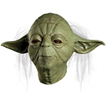 Rub-es Disfraces Star Wars Yoda M-scara Overhead - Adulto - Uno-Size