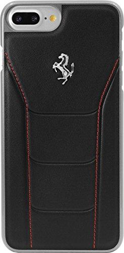 ferrari-488-genuine-leather-case-for-apple-iphone-7-plus-black-silver-horse-logo