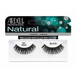 Ardell Natural Eyelashes - 101 Black Demi (65001)