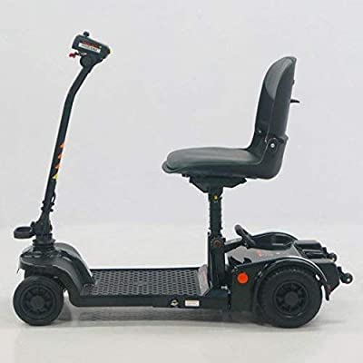 CHAIR Wheelchair, Medical Rehab Chair for Seniors,Old People,Easy Folding Mobility Scooter