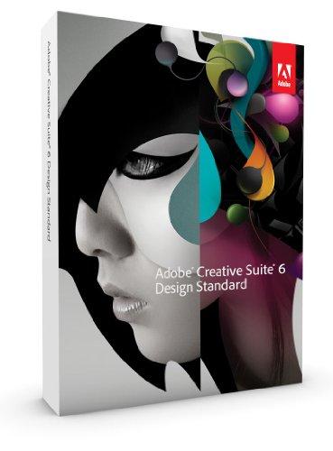 Adobe Creative Suite 6 Design Standard Upgrade von CS3, CS4 englisch MAC