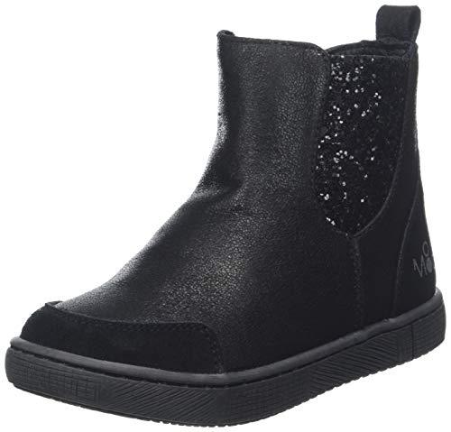 (Mod8 Mädchen BLABA Kurzschaft Stiefel, Schwarz (Noir 8), 27 EU)
