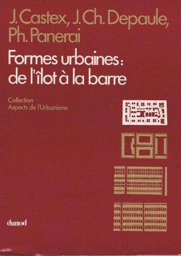 Formes urbaines : de l'îlot à la b...