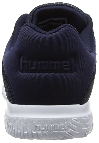 Hummel Actus Breather, Chaussures de Fitness Mixte Adulte Bleu (Total Eclipse)