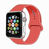 iYou  Progettato su misura per la tua preziosa Apple Watch 2017 Series1, Series 2, Series 3, Edition, versione Nike + All Models, questa Apple Watch Band di Apple presenta una combinazione di funzionalità e stile, Scegli più colori.    Descr...
