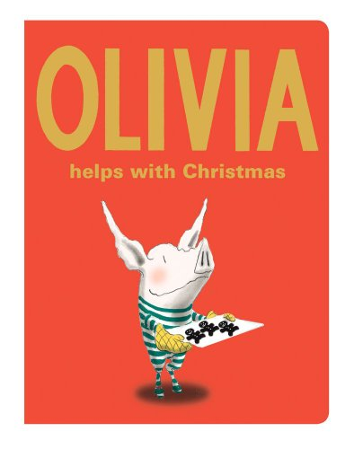 Olivia Helps with Christmas (Classic Board (Kinder Roman Dress Up)