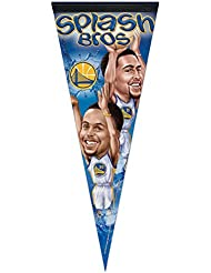 WinCraft Golden State Warriors Splash frères Premium NBA Fanion
