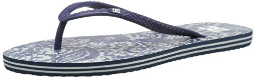 DC Shoes Spray Graffik, Tongs femme