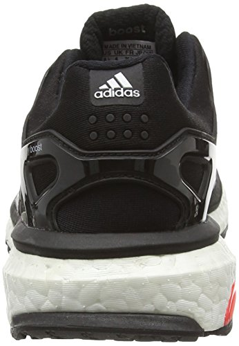 Adidas M29494, Herren Laufschuhe Mehrfarbig (Cblack/Cblack/Silvmt)