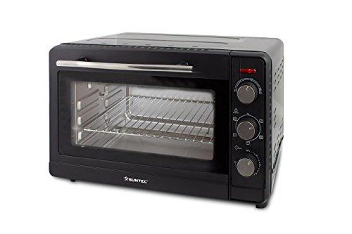 Suntec Wellness TOO-8502 toastoven Horno tostador, 8 W, Negro