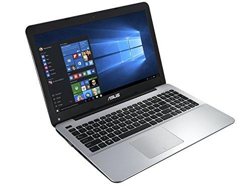 Asus X555UB-XO047T Portatile, Display 15.6 pollici HD LED, Processore Intel Core i5-6200U, RAM 4 GB, Hard Disk 500GB, Nvidia GeForce GT940 2 GB, Nero