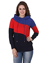 TEXCO WINTER COTTON POLYSTER FLEECE HOODED THREE COLORS JACKET (Small)