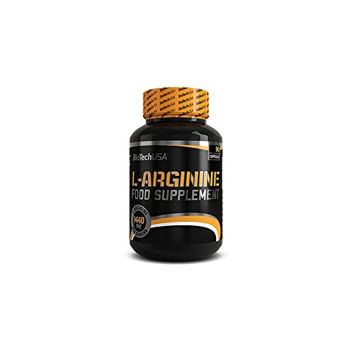 Biotech USA L y Arginine Nitrox y Energizante