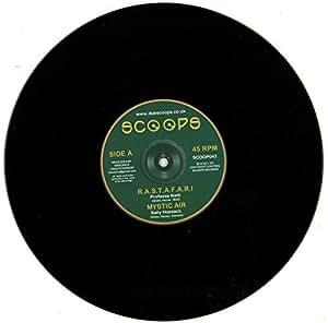 """Various Artists - R.a.s.t.a.f.a.r.i. / Mystic Air / I Am What I Am / Flc Dub [10"""" VINYL] Scoops SCOOP043 (2012)"""