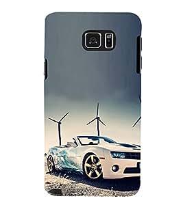 HiFi Designer Phone Back Case Cover Samsung Galaxy Note 5 :: Samsung Galaxy Note 5 N920G :: Samsung Galaxy Note5 N920T N920A N920I ( Open two Seater Car Sports Car )