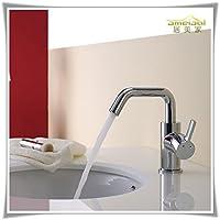 SBWYLT-Leader fonderia monocomando lavabo rubinetto rubinetto acqua calda e fredda rubinetto di alimentazione di