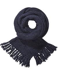 Scotch & Soda Maison Damen Umschlagtuch Fluffy oversized knitted scarf
